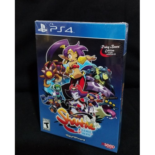 Shantae 1/2 Genie Hero (Nuevo) - Ps4