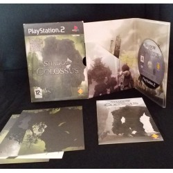 Shadow of the Colossus (COMPLETO) PAL ESPAÑA SONY PLAYSTATION 2 PS2