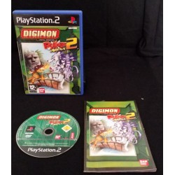 Digimon Rumble Arena 2 (COMPLETO) PAL ESPAÑA SONY PLAYSTATION 2 PS2