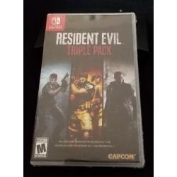 Resident Evil Triple Pack (Nuevo) NTSC-U Nintendo Switch