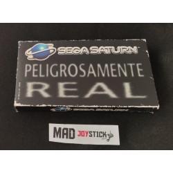 PELIGROSAMENTE REAL - CINTA VHS