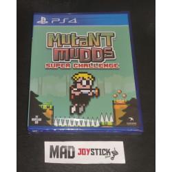 Mutant Mudds: Super Challenge(Nuevo)PAL EUROPA Sony Playstation PS4