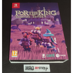 FOR THE KING - SIGNATURE EDITION