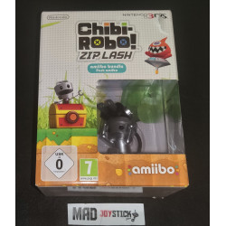 Chibi-Robo! Zip Lash AMIIBO(Caja deteriorada)