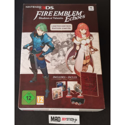 Fire Emblem Echoes: Shadows of Valentia (Limited Edition) – (Nuevo) PAL EUROPA Nintendo 3DS N3Ds