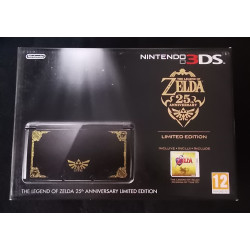 Nintendo 3DS The Leyend of Zelda 25 Anniversary Limited Edition