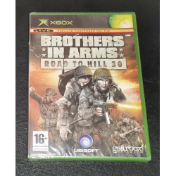 Brothers in Arms: Road to Hill 30(Completo)PAL XBOX