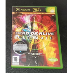 Dead or Alive Ultimate(Completo)PAL XBOX