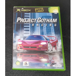 Project Gotham Racing(Completo)PAL XBOX