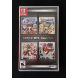 Kemco RPG Omnibus(Nuevo)PAL NINTENDO SWITCH
