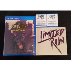 The Swindle(Nuevo) PAL PS VITA