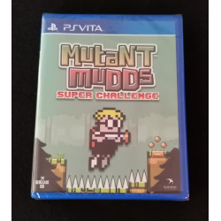 Mutant Mudds: Super Challenge(Nuevo) PAL PS VITA
