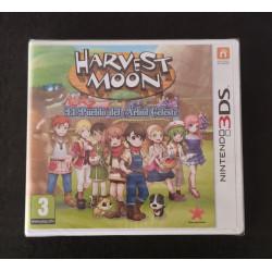 Harvest Moon:El Pueblo del Árbol Celeste(Nuevo)PAL NINTENDO N3DS