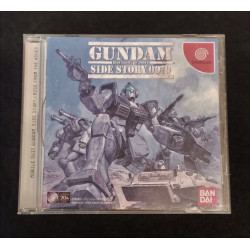 Gundam Side Story 0079: Rise from the Ashes(Completo) PAL EUROPA DREAMCAST SEGA