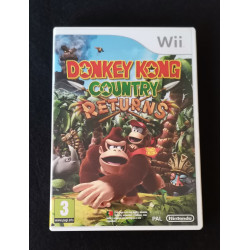 Donkey Kong Country Returns(Completo)PAL EUROPA NINTENDO WII