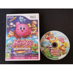 Kirby's Adventure Wii(Completo)PAL EUROPA NINTENDO WII