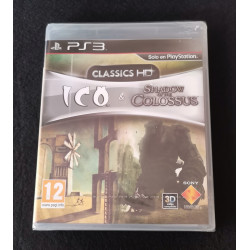 The ICO & Shadow of the Colossus Collection(Nuevo)PAL EUROPA Sony Playstation PS3