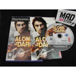 Alone In The Dark (Completo) PAL España Sony PS2 Playstation 2