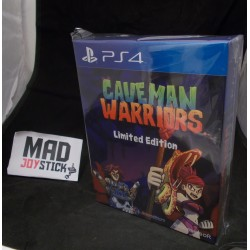 Cave Man Warriors Limited Edition Tachyon Project Limited Edition (NUEVO) SONY PS4 Playstation 4