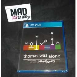 Thomas Was Alone Limited Run Nº22 (NUEVO) PS4 Playstation 4