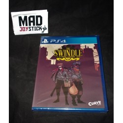 The Swindle Limited Run Nº 40 (NUEVO) PS4 Playstation 4