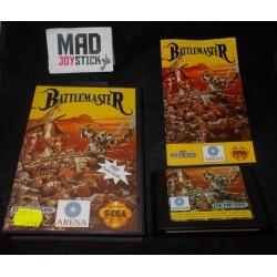 Battlemaster (Completo) Sega GENESIS USA Mega Drive