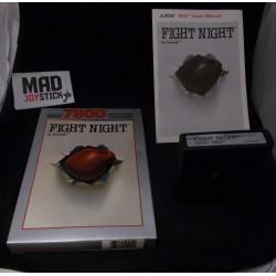 Fight Night (Completo) PAL España Atari 7800