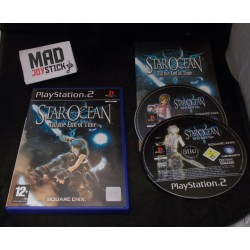 StarOcean: Till the End of Time 2 Discos (Completo) PAL España Sony PlayStation 2 PS2