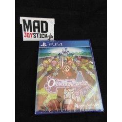 Mystery Chronicle One Way Heroics Limited Run 20 (Nuevo) PS4 Sony Playstation 4