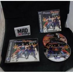Virtua Fighter Remix( Completo) PAL EUROPA SEGA SATURN