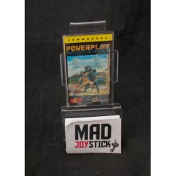 Powerplay: The Game of the Gods - COMMODORE 64 C64 Cinta