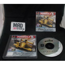 Formula 1 (Completo) PAL Europa Sony Playstation PSX PS1