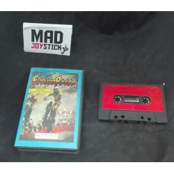 Enduro Racer - AMSTRAD CPC