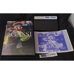 Andre Agassi Tennis (Completo) PAL Europa Sega Master System