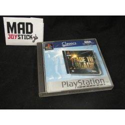 Fade To Black Classics (Completo) PAL España PSX PS1 Playstation