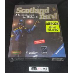 Scotland Yard - A la búsqueda de Mister X (Nuevo) PC