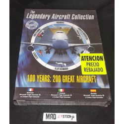 The Legendary Aircraft Collection (Nuevo) - PC