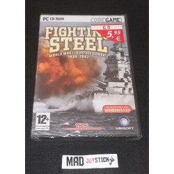 Fighting Steel (Nuevo) - PC