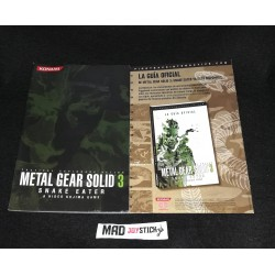 Metal Gear Solid 3: Snake Eater (COMPLETO) PAL EUROPA SONY PLAYSTATION 2 PS2