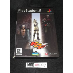 King of Fighters: Maximum Impact (COMPLETO) PAL SONY PLAYSTATION 2 PS2