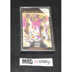 Finders Keepers (Completo) PAL EUROPA MSX