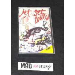 Jet Set Willy (Completo) PAL EUROPA MSX
